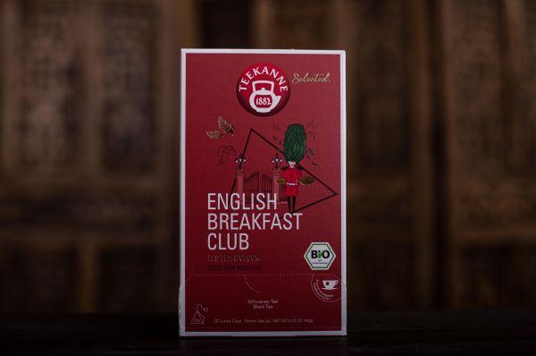 Selected. English Breakfast Club